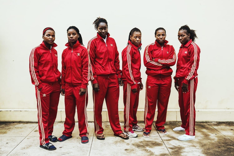 boxeuses au mozambique