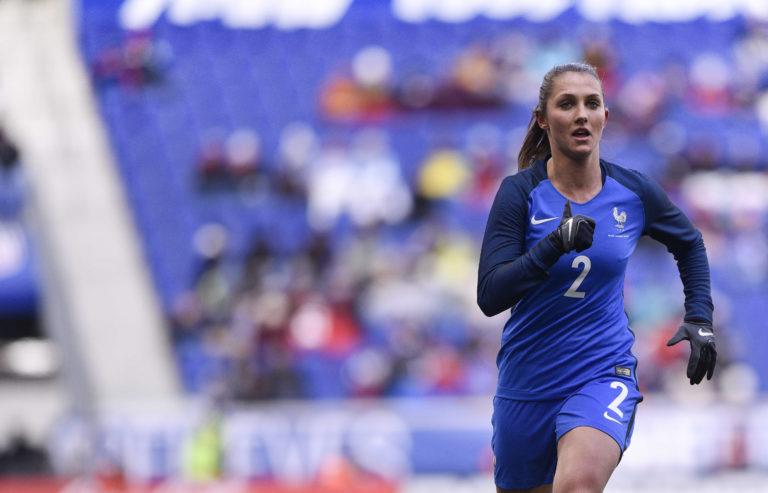 Equipe de France foot feminine