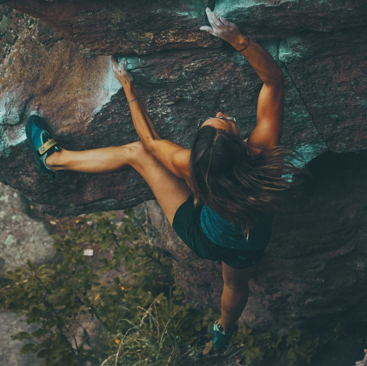 escalade femme
