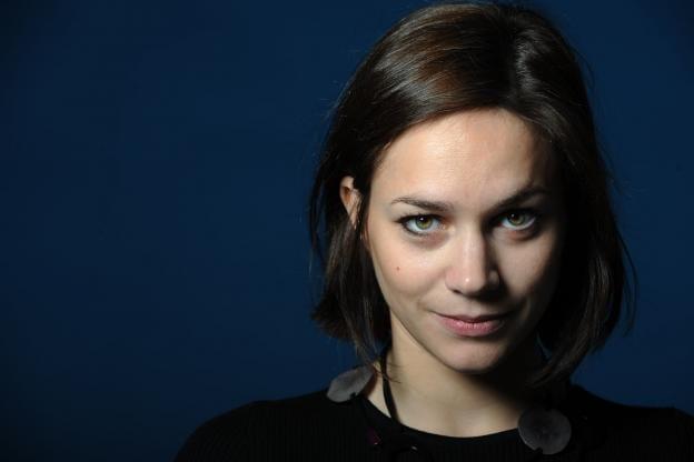 Nathalie Péchalat, sous la glace, le feu !