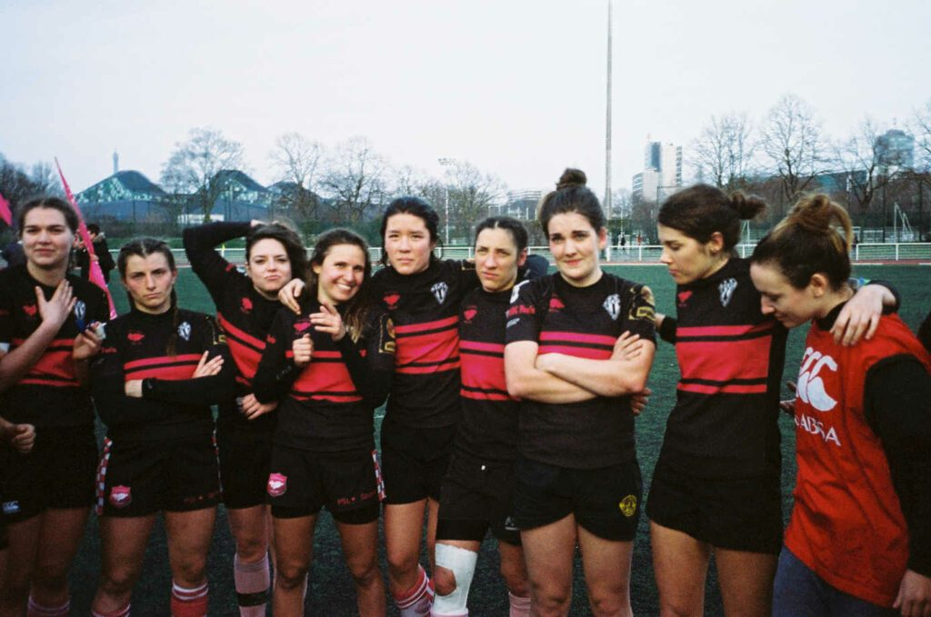 rugby femme