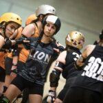 Anaïs Roller derby