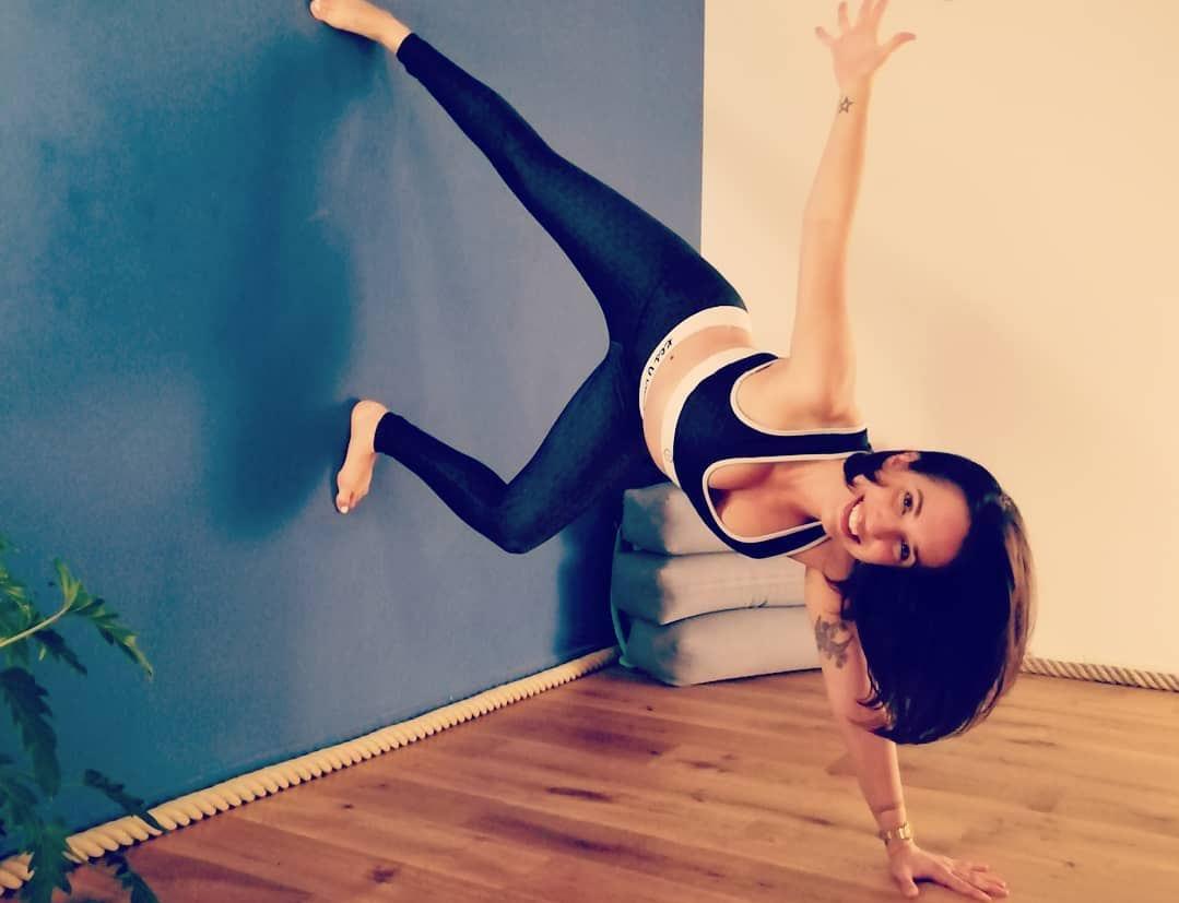 Vanessa : « Au début, le yoga, j'ai détesté ! »
