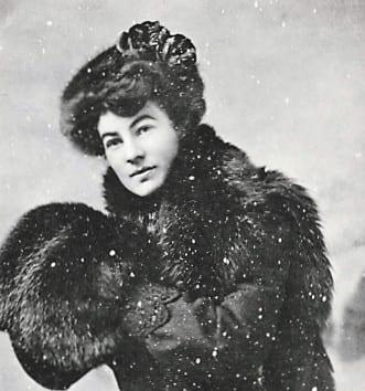 Madge Syers, la première Lady du patinage artistique
