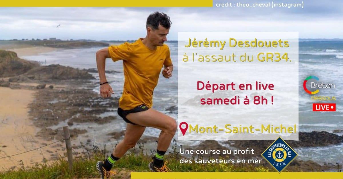 Jérémy Desdouets