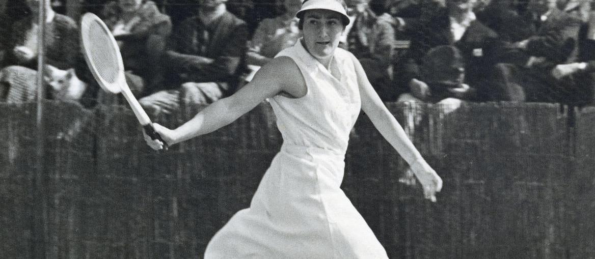 Simonne Mathieu, la reine de la terre battue qui fit trembler les filets en 1930