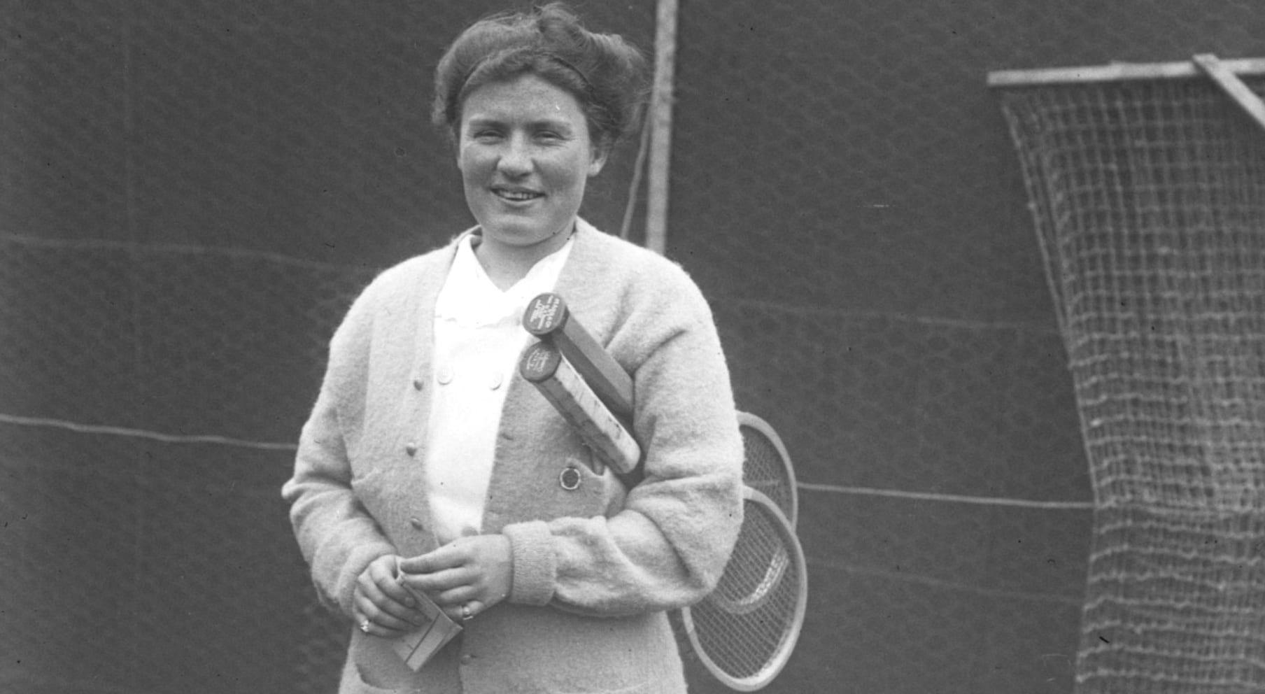 Elizabeth Ryan, sa Majesté de Wimbledon