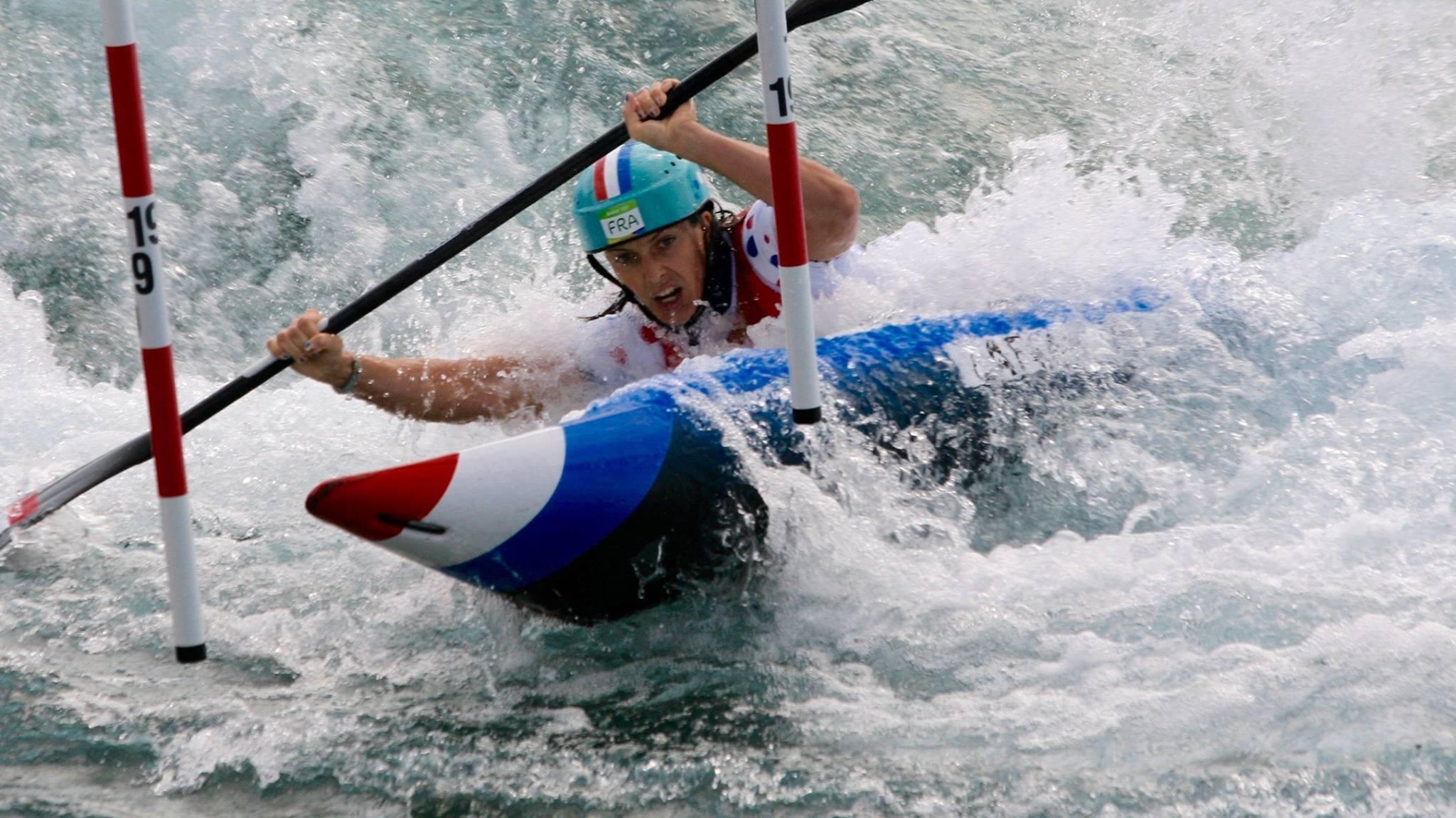 Marie-Zélia Lafont Marie-Zélia Lafont, l'éclat(e) en eaux vives