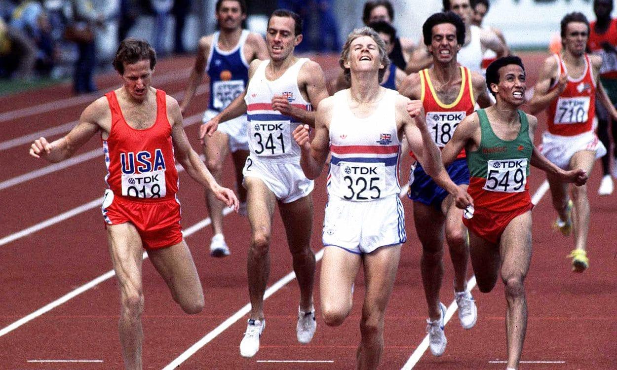 7 août 1983 Place aux premiers championnats du monde d'athlétisme
