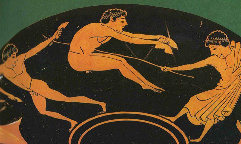 19 août 1859 La Grèce inaugure ses nouveaux Jeux Olympiques