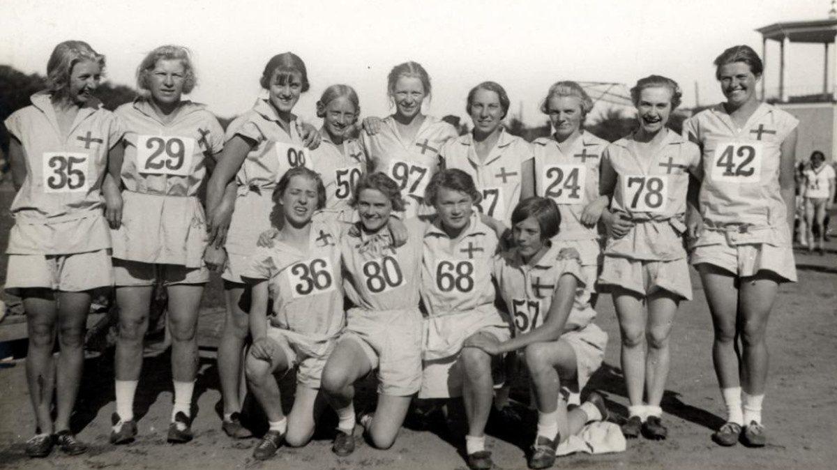 22 août 1922 Ouverture des premiers Jeux Mondiaux Féminins