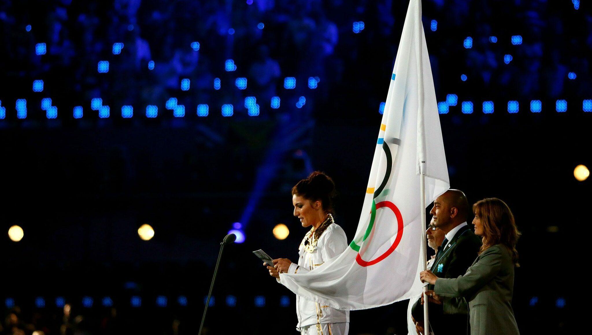 Serment olympique