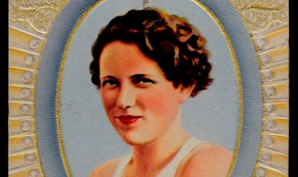 16 août 1931, Grete Heublein bat le record du monde du lancer de poids
