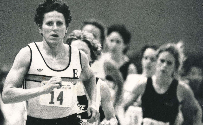 Jarmila Kratochvílová 1992