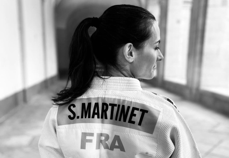 Sandrine Martinet, le judo pour mettre le handicap au tapis
