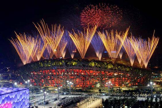 8 aout Jeux Olympiques de Pekin