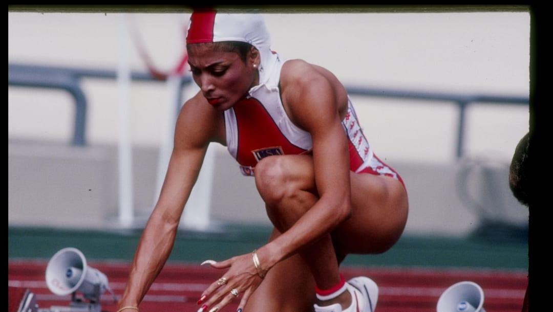 Florence Griffith-Joyner alias « Flo-Jo », la sprinteuse venue d'une autre planète