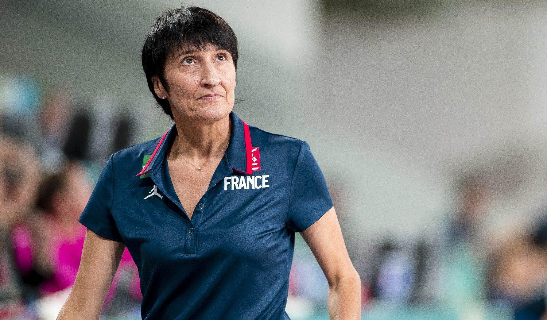Valérie Garnier : « Le métier d'entraîneur est un chemin de vie. »