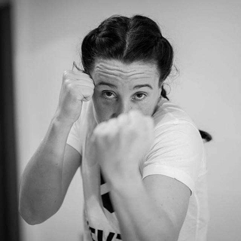 Prisca Vicot : « Il y a eu beaucoup d'obstacles sur ma route de boxeuse, mais je n'ai pas lâché. »