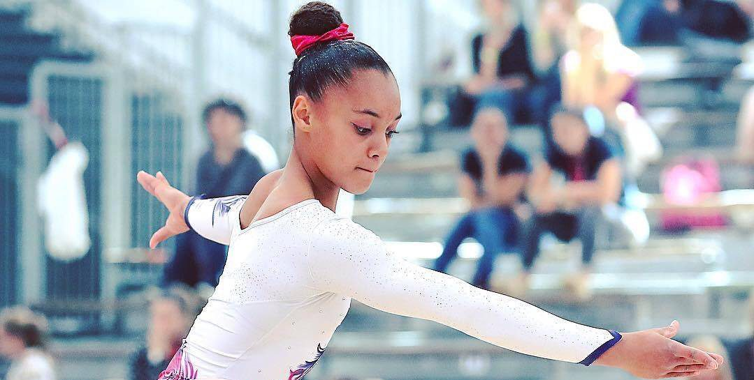 Le questionnaire sportif de…Célia Serber