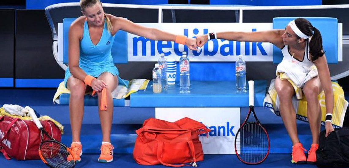 28 août 2016, la Fédé de tennis suspend Caroline Garcia