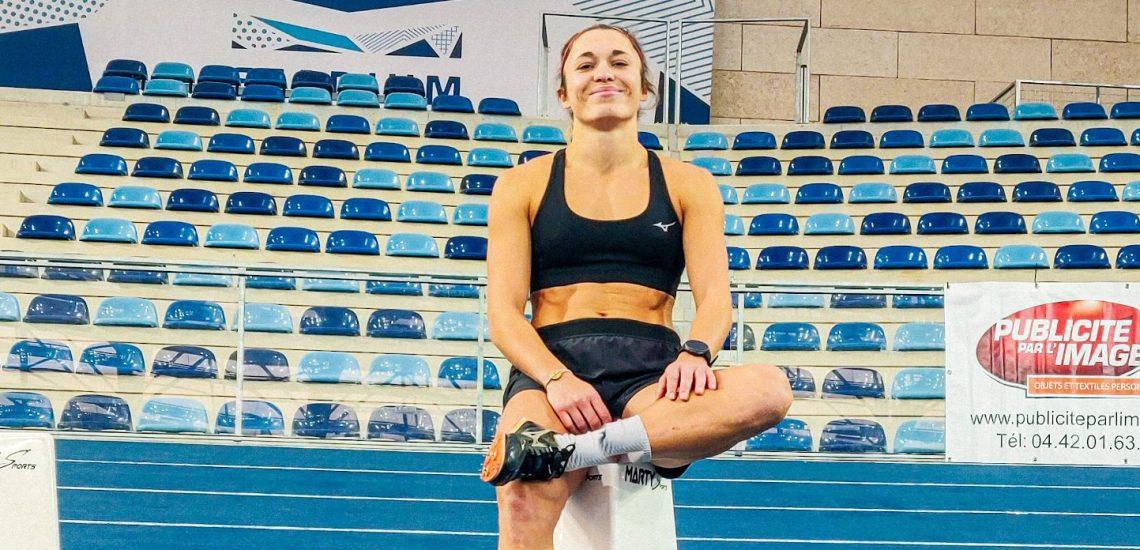 Le questionnaire sportif de… Diane Marie-Hardy