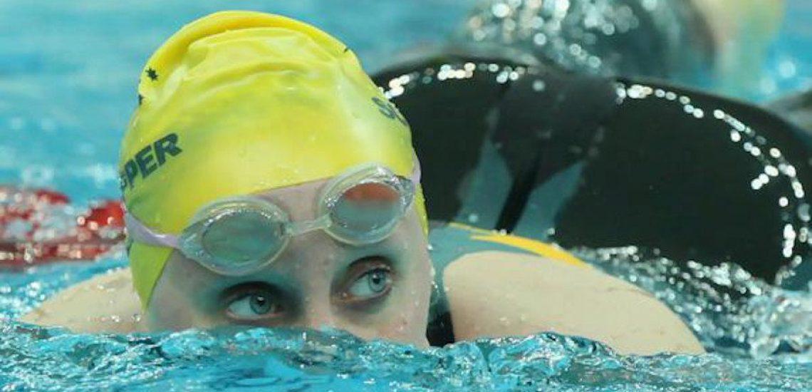 17 août 2006 Jessicah Schipper s'empare du record du monde du 200m papillon