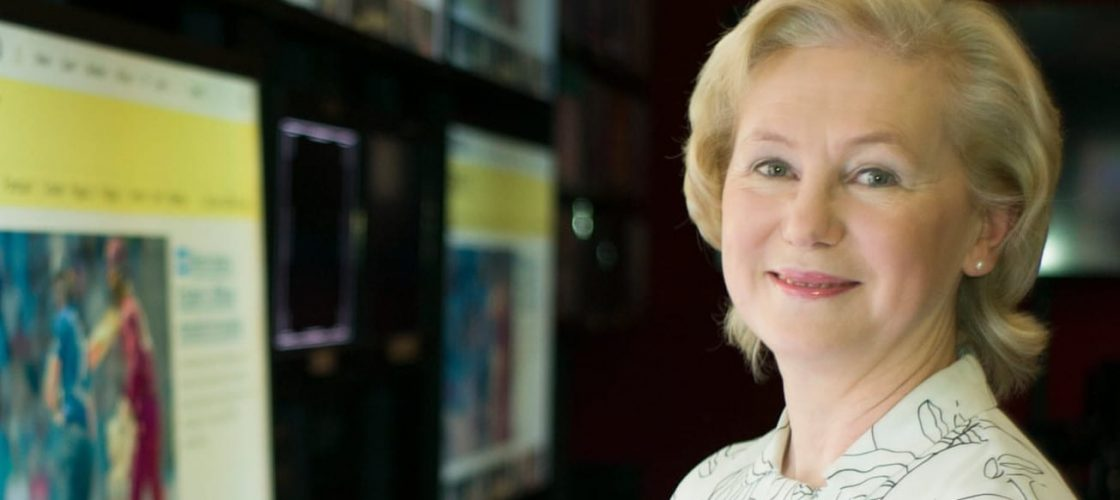 Barbara Slater