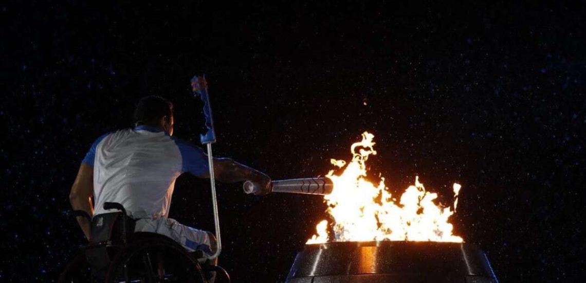 Jeux Paralympiques Quand la flamme embrase les corps