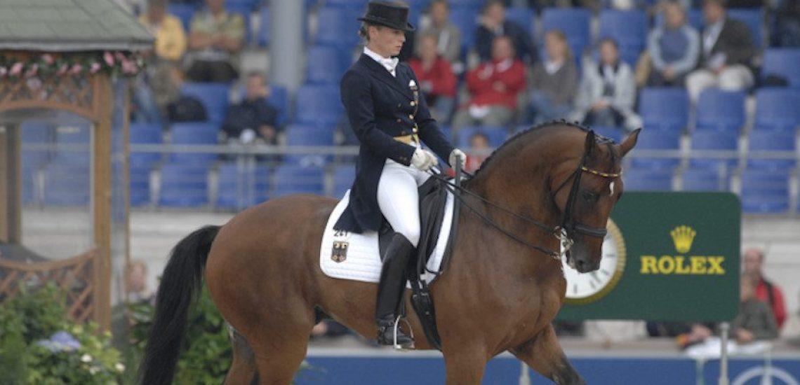 21 août 2006 L'équipe de France d'endurance remporte les Jeux Équestres Mondiaux