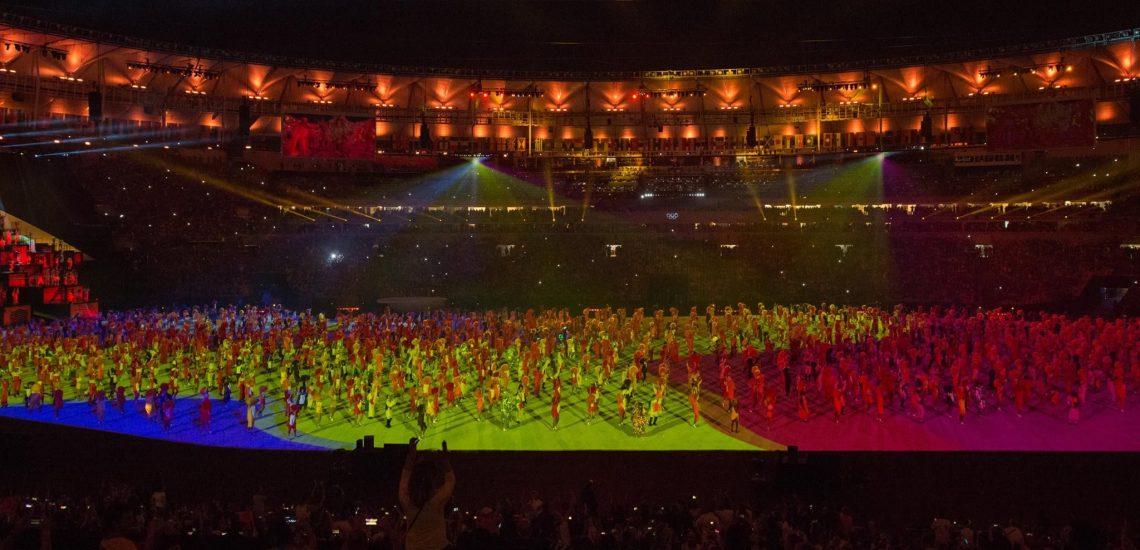 5 aout 2016 quand s'ouvrent les Jeux Olympiques de Rio