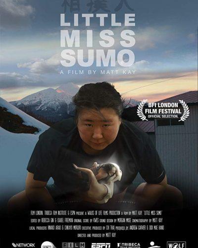 Kon Hiyori, la little miss Sumo