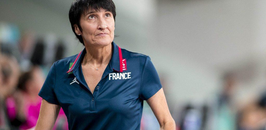 Valérie Garnier : « Le métier d'entraîneur est un chemin de vie »